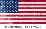 flag of united states | Shutterstock . vector #659574274