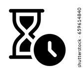 time management   Shutterstock .eps vector #659614840
