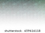 dark green vector modern... | Shutterstock .eps vector #659616118