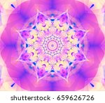 abstract background pink... | Shutterstock . vector #659626726