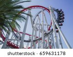 Scary Roller Coaster Ride In...