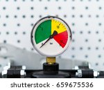 Bar Pressure Indicator....