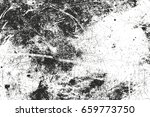 distressed overlay texture of... | Shutterstock .eps vector #659773750