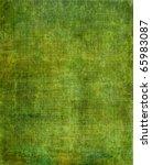 A Vintage Green Background Wit...