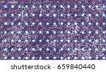 american president day stars...   Shutterstock .eps vector #659840440