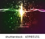 Vector Design   Two Abstract...