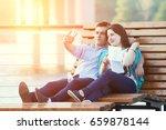 naberezhnye chelny  russia  ... | Shutterstock . vector #659878144