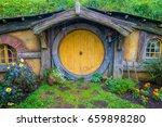 north island  new zealand  may... | Shutterstock . vector #659898280