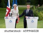 paris  france   june 13  2017   ... | Shutterstock . vector #659946028