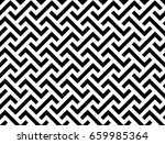 vector abstract seamless simple ...   Shutterstock .eps vector #659985364