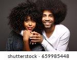 beautiful love couple    Shutterstock . vector #659985448