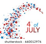 white independence day...   Shutterstock .eps vector #660012976
