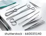 medical instruments for...   Shutterstock . vector #660035140