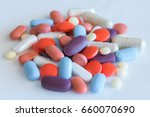 assorted pharmaceutical