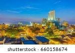 hat yai  songkhla  thailand  ... | Shutterstock . vector #660158674