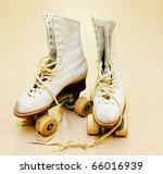 roller skates | Shutterstock . vector #66016939