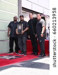 Small photo of LOS ANGELES - JUN 12: MC Red, O'Shea Jackson aka Ice Cube, Dr Dre, DJ Yella at the Ice Cube Star Ceremony on the Hollywood Walk of Fame on June 12, 2017 in Los Angeles, CA