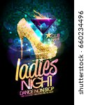 Ladies Night Vector...