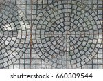 cobblestones  circular... | Shutterstock . vector #660309544