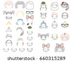 collection of hand drawn vector ...