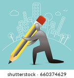 education drawing   Shutterstock .eps vector #660374629