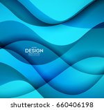 abstract vector background ... | Shutterstock .eps vector #660406198