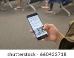 chiang mai  thailand   may 25... | Shutterstock . vector #660423718