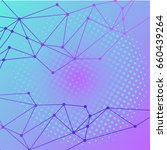 technology network. modern...   Shutterstock .eps vector #660439264