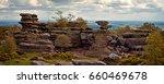 Brimham Rocks Panorama