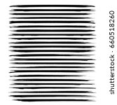 black long abstract textured... | Shutterstock .eps vector #660518260