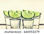 cocktail. vodka  gin  tequila... | Shutterstock . vector #660553279