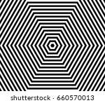 geometric art pattern...   Shutterstock .eps vector #660570013