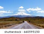 volcanic road   Shutterstock . vector #660595150
