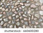 Stone Road Paving
