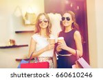 sale  consumerism and people... | Shutterstock . vector #660610246