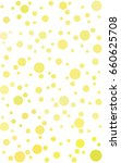 light yellow abstract pattern... | Shutterstock . vector #660625708
