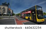 streets impressions from berlin ... | Shutterstock . vector #660632254