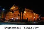 buenos aires  teatro colon | Shutterstock . vector #660653494