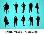 daily clip art | Shutterstock . vector #66067381