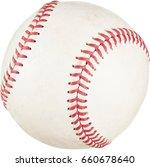 baseball. | Shutterstock . vector #660678640