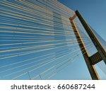 bridge construction | Shutterstock . vector #660687244