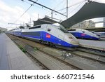 paris  france  1 june 2017 ... | Shutterstock . vector #660721546