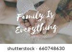 family parentage home love... | Shutterstock . vector #660748630