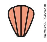 madeleines | Shutterstock .eps vector #660796558