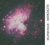 The Eagle Nebula  Or Messier 1...