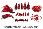 dried chile peppers  hot wax ... | Shutterstock . vector #660829504