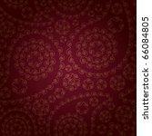 elegant paisley seamless   Shutterstock .eps vector #66084805