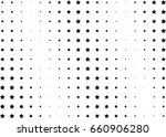 abstract halftone dotted... | Shutterstock .eps vector #660906280