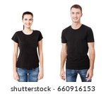shirt design and people concept ... | Shutterstock . vector #660916153