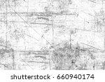 black and white grunge... | Shutterstock . vector #660940174